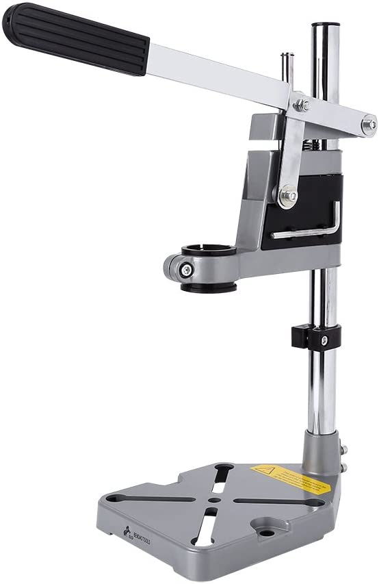 Drill Press Stand Adjustable Plunge セール 登場から人気沸騰 Des Clamp 価格交渉OK送料無料 Bench
