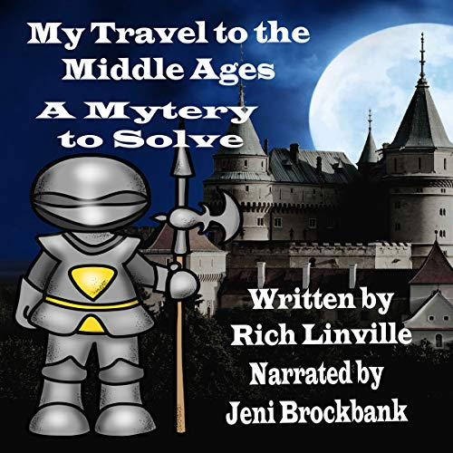 My Travel to the Middle Ages audiobook cover art