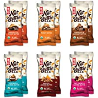 12-Count Clif Bar Nut Butter Organic Protein 1.76 Ounce Snack Bars