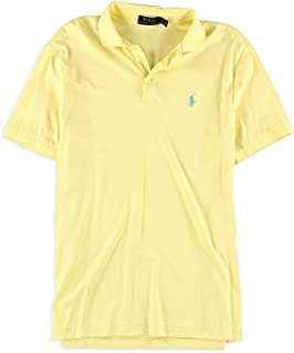 Mens Basic Rugby Polo Shirt