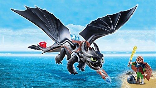 Dragon Playmobil Harold et Krokmou Ensemble de Jeu 9246 - 6