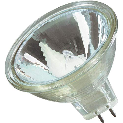 Osram DecoStar Halogen-Reflektor, GU5.3-Sockel, dimmbar, 12 Volt, 20 Watt, 36 ° Abstrahlungswinkel, Warmweiß - 2800K, 2er-Pack