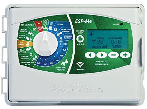 Rain Bird ESP4ME3 Indoor Outdoor 120V Irrigation Controller