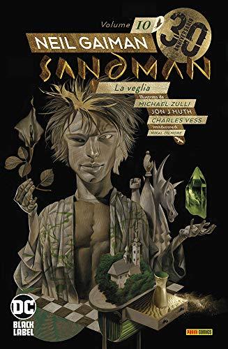 Sandman library. La veglia (Vol. 10)