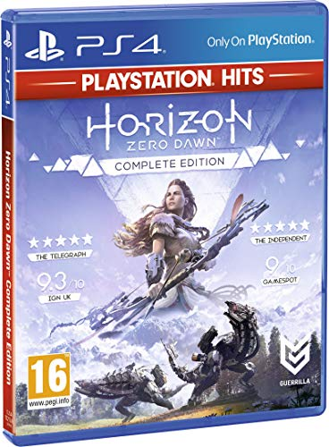 Horizon Zero Dawn Complete Edition PlayStation HITS - PlayStation 4 [Edizione: Regno Unito]