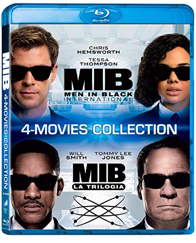 Men In Black Collec.1-4 (Box 4 Br )