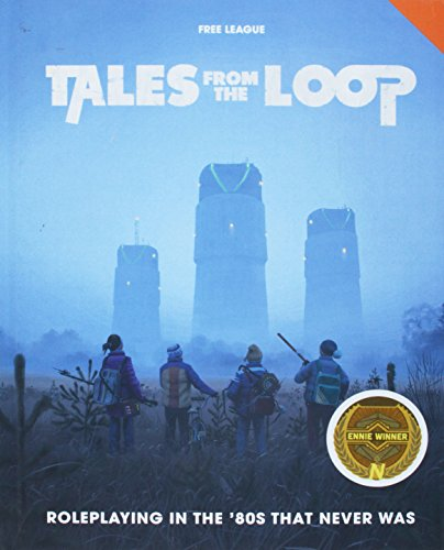 Tales from The Loop Boardgame RPG Review