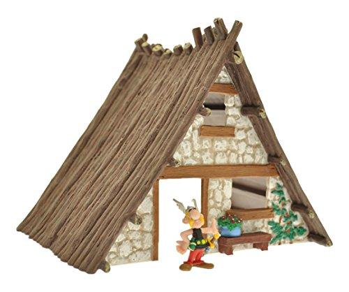 Plastoy SAS Asterix: Sichtdisplay Haus von Asterix