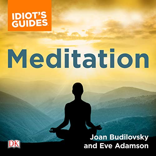The Complete Idiot's Guide to Meditation cover art