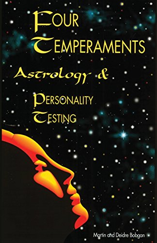 Four Temperaments, Astrology, and Personality Testing
