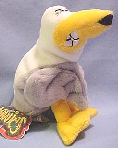 Meanies Series 1 - Peter Gotta Peagull Plush