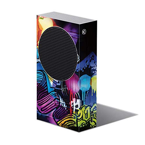 MightySkins Skin Compatible with Xbox Series S - Midnight Mischief | Protective, Durable, and Unique Vinyl Decal wrap Cover | Easy to Apply and Change Styles | Made in The USA