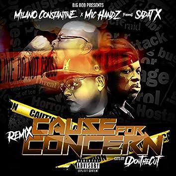 Cause for Concern (feat. Mic Handz, Milano Constantine, Sadat X & Ldonthecut)