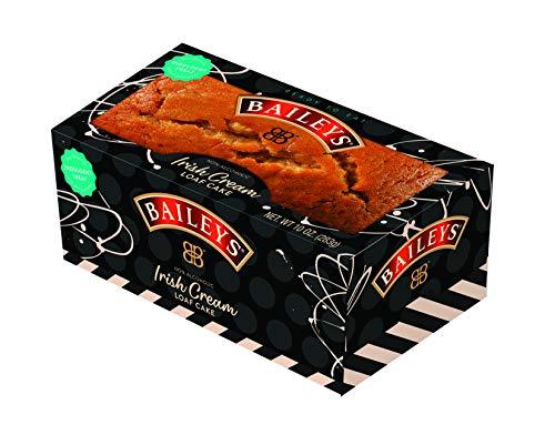 Great Spirits Baking Baileys Irish Cream Vanilla Liquor Cake - 10 oz - Deliver a Gooey Gourmet Pound Cake Gift - Perfect for Birthday Parties, Holidays, or Graduations