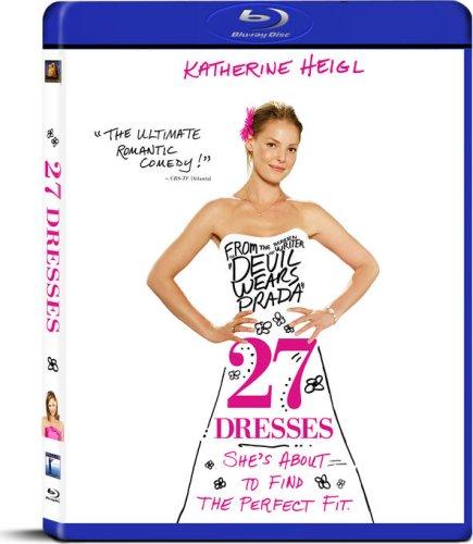 27 Dresses [Reino Unido] [Blu-ray]