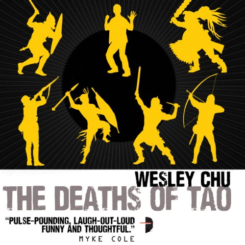 The Deaths of Tao audiobook cover art