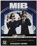 Men in Black : International Steelbook [ 4K UHD [Blu-Ray]