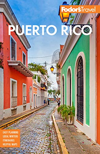 Fodor's Puerto Rico (Full-color Travel Guide Book 9)