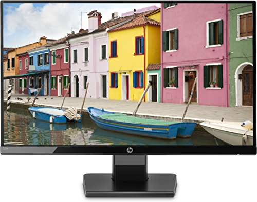 "HP 22W Monitor per PC Desktop 21.5"", 5 ms, Full HD (1920 x 1080), IPS Retroilluminato a LED, Nero"
