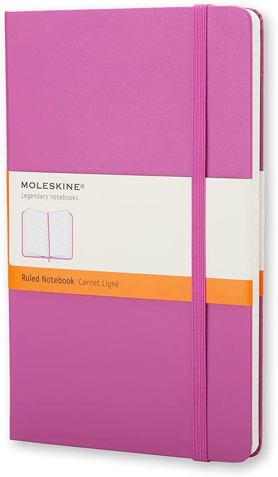 Max 85% OFF Moleskine Classic Ranking TOP2 Notebook Hard Cover 5