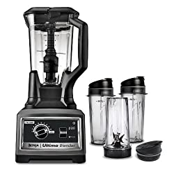 Ninja Blender with Smoothie Cups