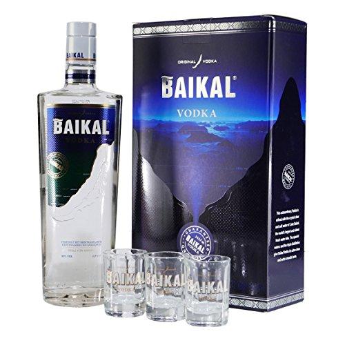 Baikal Vodka Geschenkpackung