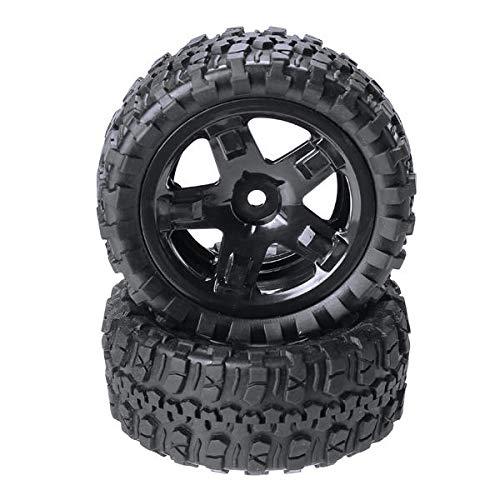 XCQ Reifen Montage 1/16 RC Autoteile für Truggy Buggy Short Course 1631 1651 1621 Dauerhaft 0318