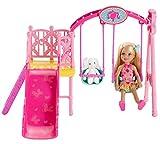 Barbie Sisters Chelsea Doll Swing Set