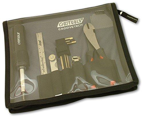 GrooveTech Bass Tech Kit Guitar Tools (CRU-GTBAS1)