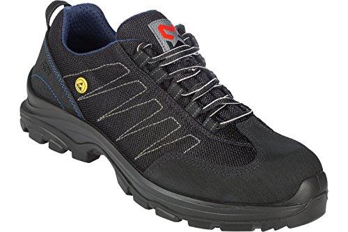 WÜRTH MODYF Insider S1 Flexitec ESD-Sicherheitsschuh: Der solide Schuh ist in Größe 47 & schwarz erhältlich. Der genormte Arbeitsschuh mit Zehenschutzkappe ist bestens für Innenbereiche geeignet