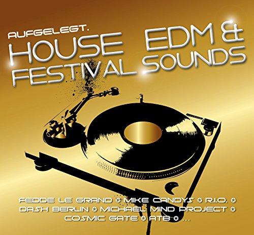 Aufgelegt. House, Edm & Festival Sounds