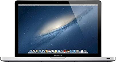 Apple MacBook Pro 15.4in Laptop Intel Core i7 2.30GHz 4GB RAM 500GB HDD MD103LL/A (A) - (Renewed)
