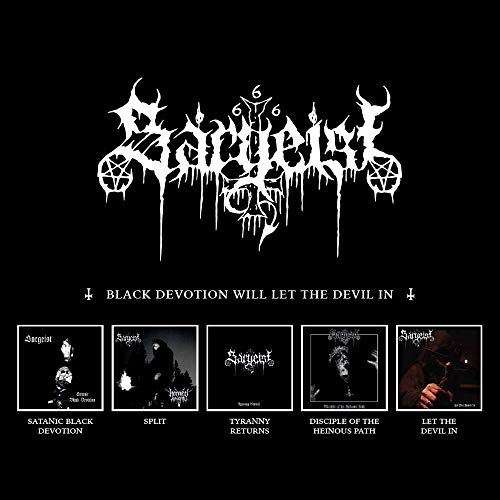 Black Devotion Will Let The Devil In (Box 5 Cd)