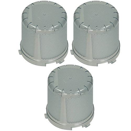 Spares2go Dustbuster Pre Motor Filter für Black & Decker dvj320j & fej520jf Staubsauger (Pack von 3)