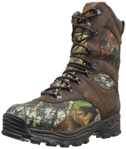 Rocky Men's Sport Utility Pro Hunting Boot,Mossy Oak,11.5 W US