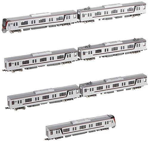 グリーンマックス Nゲージ 東武70090型 (THライナー)7両編成セット (動力付き) 30965 鉄道模型 電車