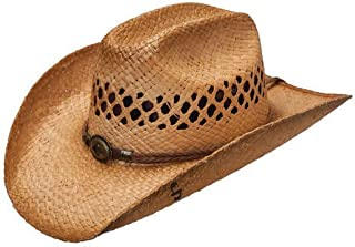 Stetson Big River – Shapeable Straw Cowboy Hat