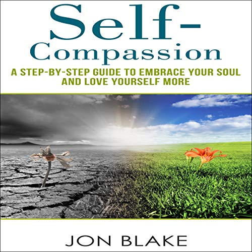 Self-Compassion audiobook cover art
