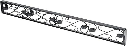 2021 U.S. outlet sale Patrol JB8095 Black Door Keep Closed for Maximum Lock wholesale Ideal Stopper. Sliding Glass Window Security Bar. Adjustable Size online