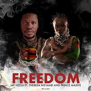 Freedom (feat. Theresa Ng'ambi & Prince Masiye)