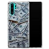 Coque design pour Huawei P30 Pro - Dollars Money Pattern D004 - Design 5