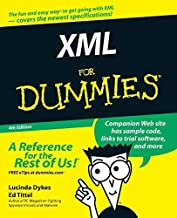XML For Dummies by Lucinda Dykes Ed Tittel(2005-05-20)