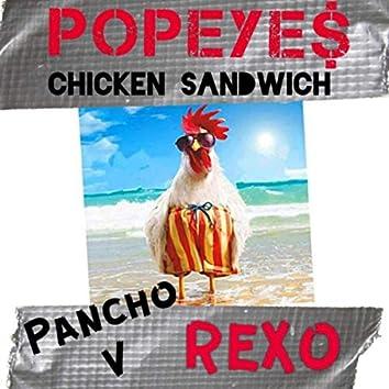 Popeyes Chicken Sandwich (feat. Rexo)