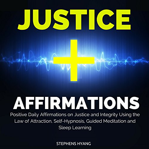 Justice Affirmations cover art