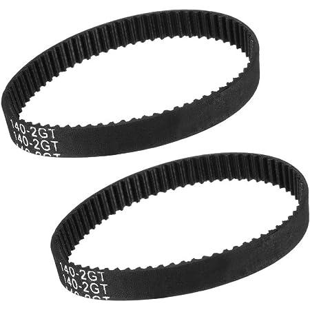 88mm GT2/2/x closed timing belt 1 6/mm wide