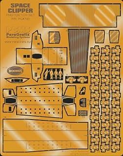 2001: A Space Odyssey Space Clipper Model Kit Photoetch Set