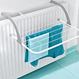 Inovey Multifunction Foldable Outdoor Clothes Drying Rack Bathroom Windowsill Sunderies St