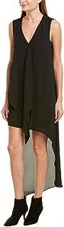bcbg tara dress black