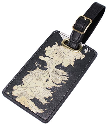 Game of Thrones Luggage Tag | Westeros