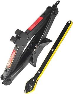 FAVOMOTO Jack Tesoura Carro Elevador De Tesoura De Aço Portátil Jack Kit Car Rotatable Dobrável Stand Jack Elevador Da Tab...